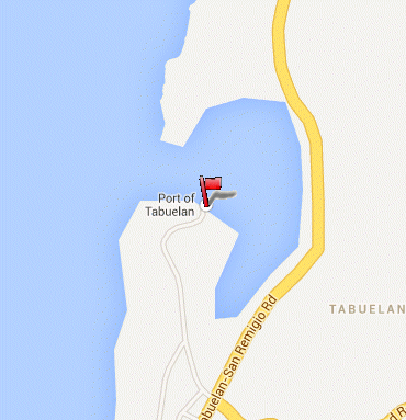 Cebu - Tabuelan Port