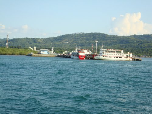 Bohol - Tubigon Port