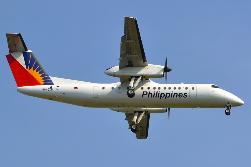 PALexpress Dash-8