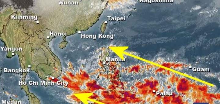 Philippines Weather 2011-12-07
