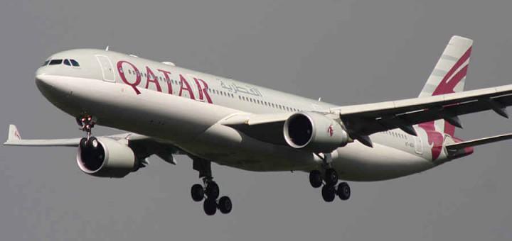 A330 Qatar