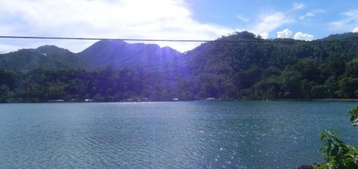 Zip Line Taguines Lagoon in Benoni, Camiguin
