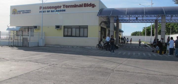 Balbagon Port Terminal Building