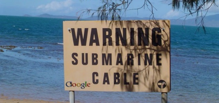 Google's submarine cable