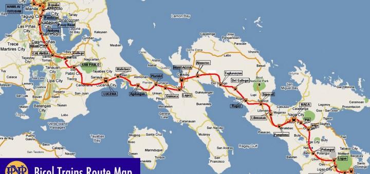 PNR Routemap