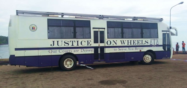 Justice on Wheels