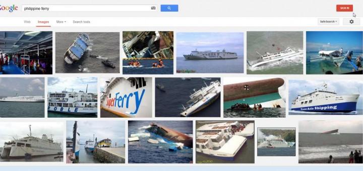 Google Philippines Ferry