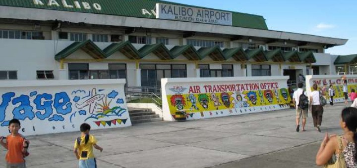 Kalibo Airport KLO in 2007