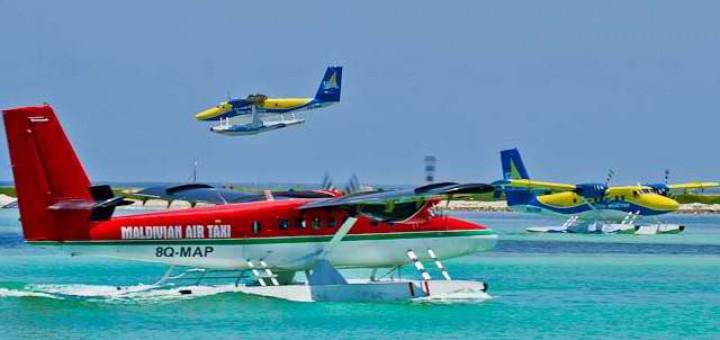 Maldives Seaplanes
