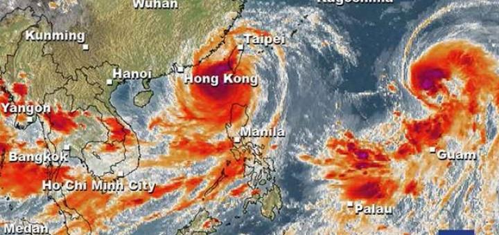 Super Typhoon USAGI / Odette 2013-09-21