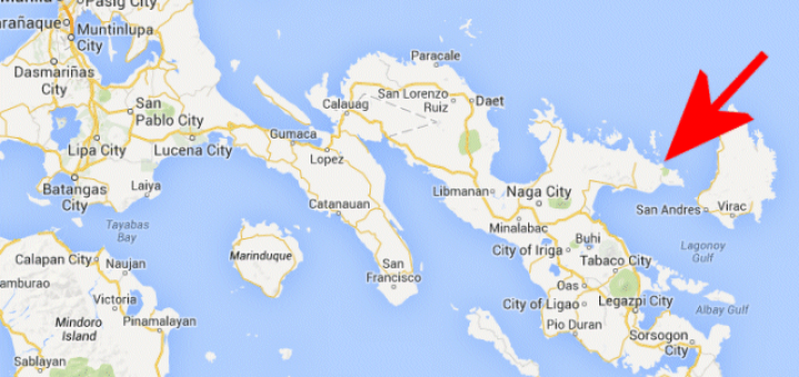 Caramoan Islands in Camarines Sur
