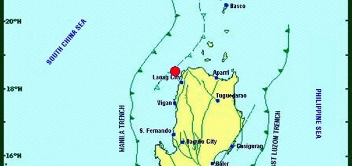 Magnitude 5.3 Earthquake