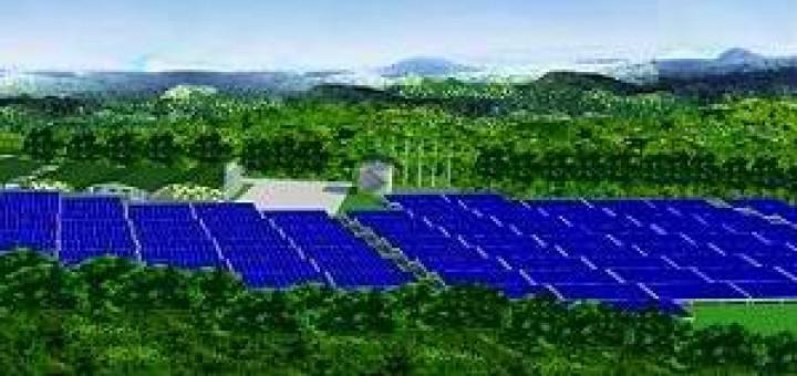 Solar Power in Palawan