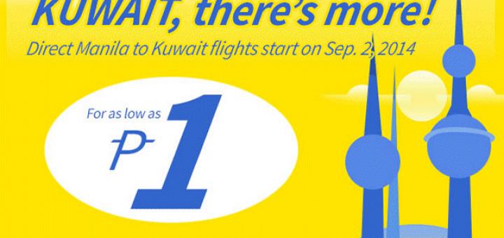 Cebu Pacific Kuweit Promo