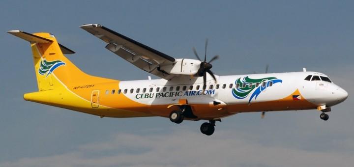 Cebu Pacific Air ATR-72-500