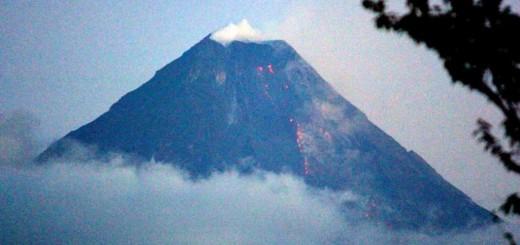 Mayon Alert Level 3