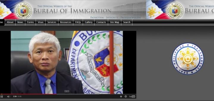 Philippines Bureau of Immigration