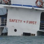 Ferry Accident – the Pictures