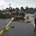 Bridge in Balingasag repaired