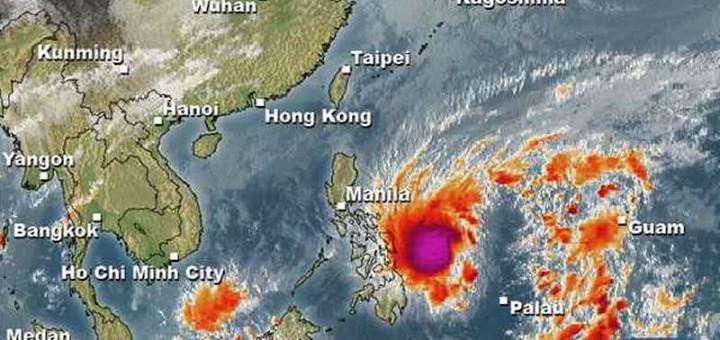 Tropical Storm MEKKHALA / Amang