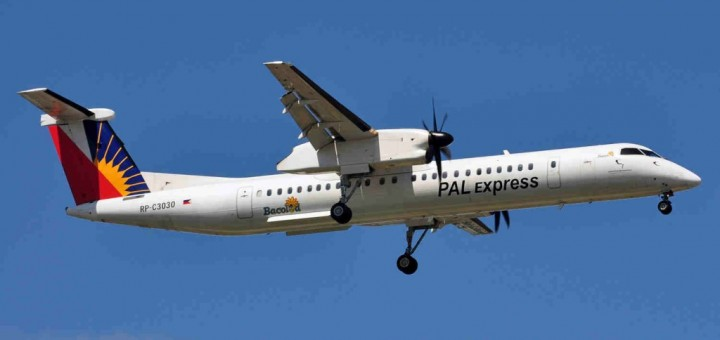 PAL Q400/ DHC8-400