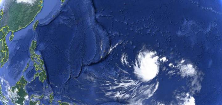 Tropical Storm Bavi
