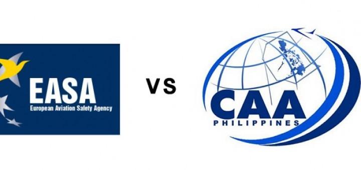 CAAP vs EASA
