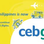 Tigerair Philippines is now Cebgo