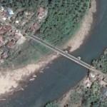 Bicol Express – Bridge heavily damaged
