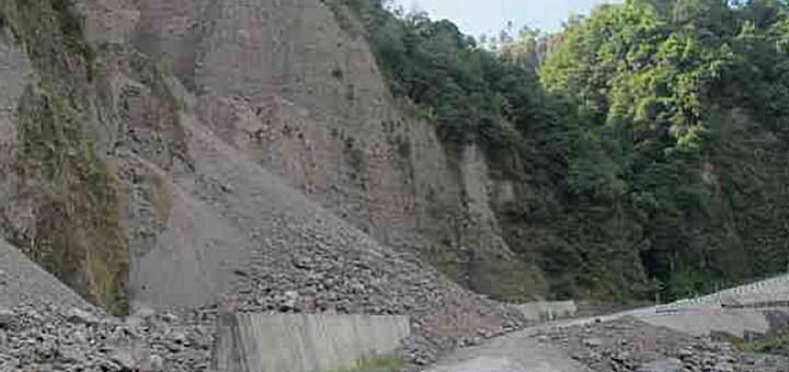 Rock-Fall Camiguin
