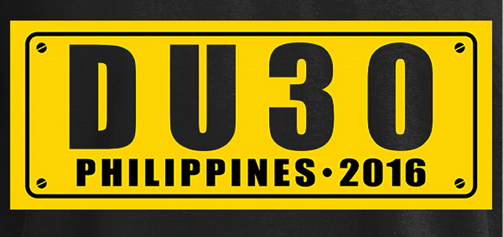 DU30 - 2016 Philippines Elections