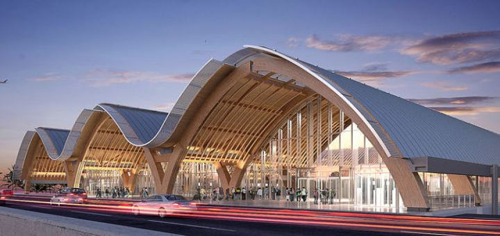 Mactan-Cebu Airport Terminal 2
