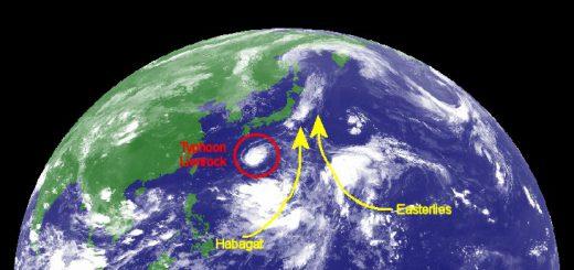 Typhoon Lionrock 2016-08-24