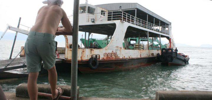 Marina Rusty Ferry