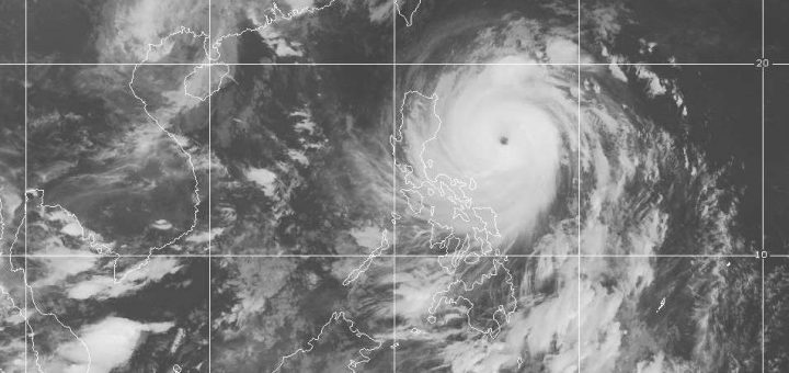 Super Typhoon HAIMA/Lawin