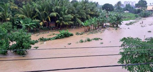 Cagayan de Oro flooded