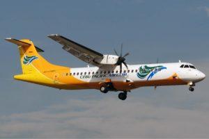 More flights CEB ATR72