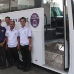 Manila Airport Has New Shuttle Bus Systems