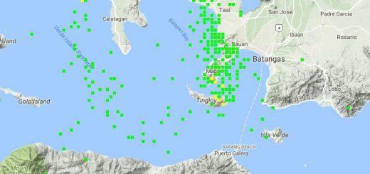 Earthquakes Series Batangas April 2017