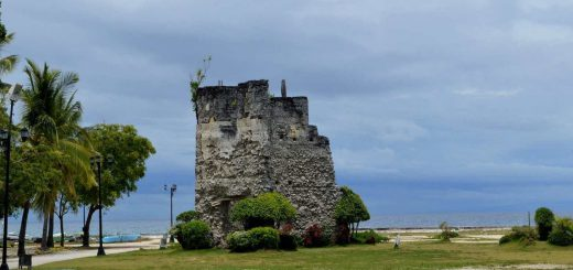 Moro Watch Towers