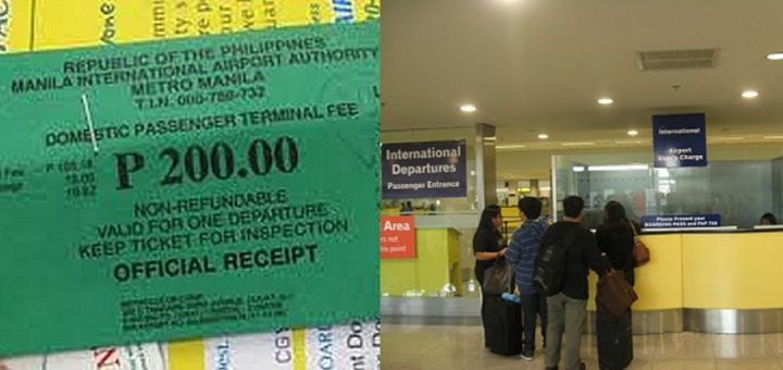 Philippines Terminal Fees