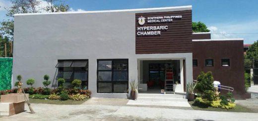 Hyperbaric Chamber Davao
