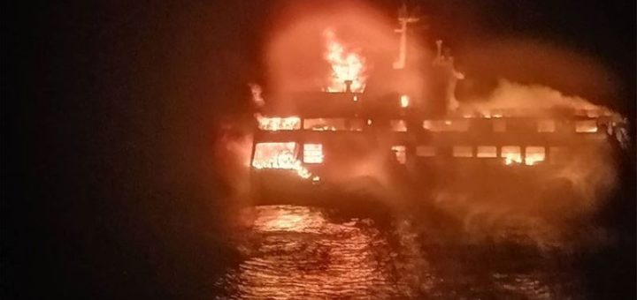 2 Ferry Accidents: Lite Ferry