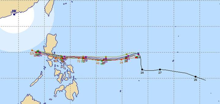 Typhoon KAMMURI / Tisoy