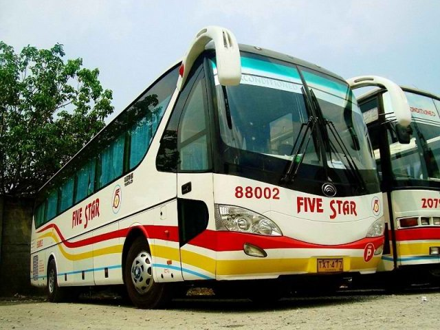Five Star Bus Company