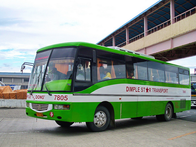 Dimple Star Transport