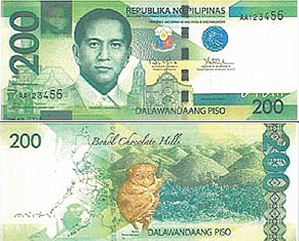 The making of philippine peso