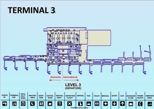 Click to enlarge NAIA-3 Departure map a in new tab