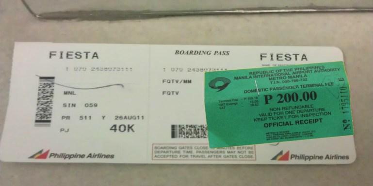 Manila Airport Departure Guide