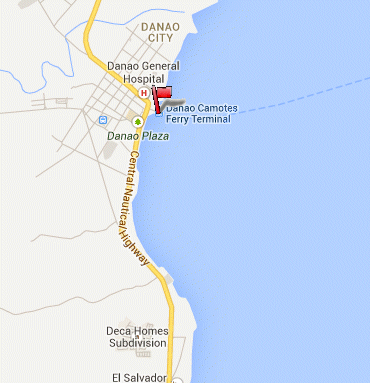 Philippines Ports | Shipping Companies | Maps and Photos